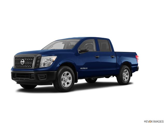 Used 2018 Nissan Titan in Owasso, OK