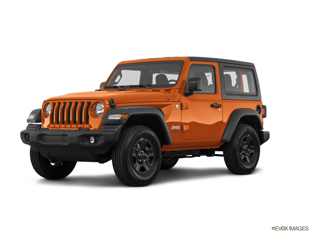 New 2018 Jeep Wrangler in Cleveland, OH