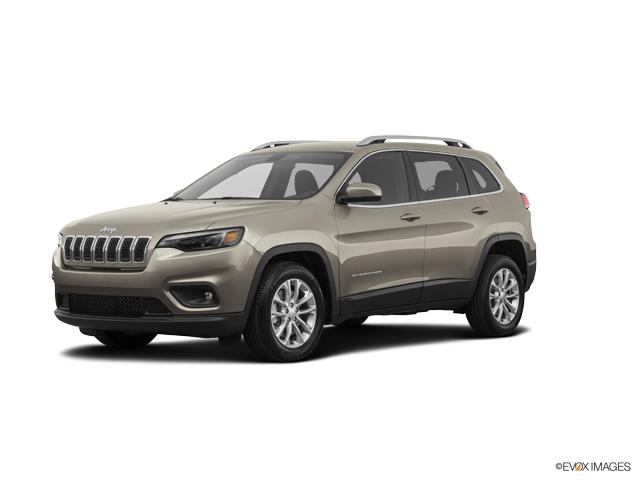 New 2019 Jeep Cherokee in Honolulu, HI