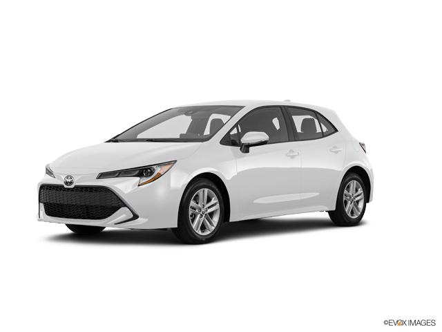 Used 2019 Toyota Corolla Hatchback in Phoenix, AZ