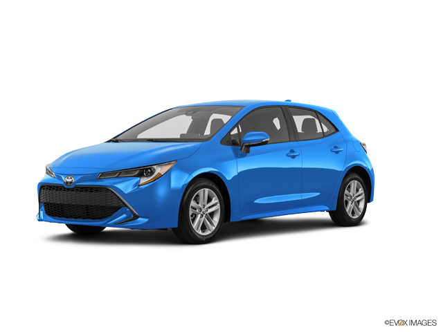 New 2019 Toyota Corolla Hatchback in Cleveland, OH