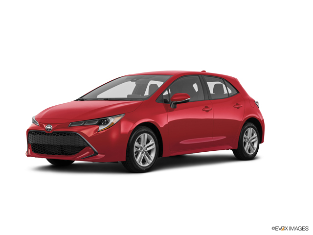 New 2019 Toyota Corolla Hatchback in Burleson, TX