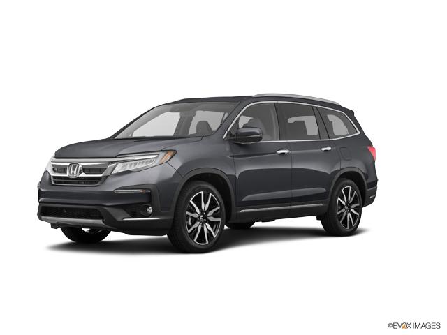 New 2019 Honda Pilot in Auburn, WA
