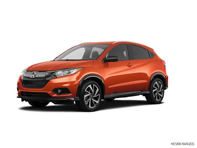 New 2019 Honda HR-V in Denville, NJ