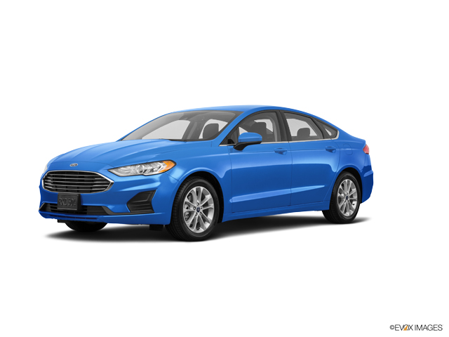 New 2019 Ford Fusion in Lakewood, WA