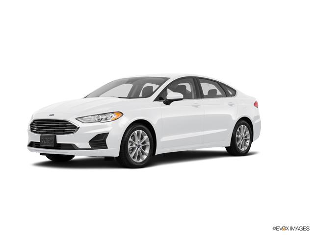New 2019 Ford Fusion in Lakewood, WA