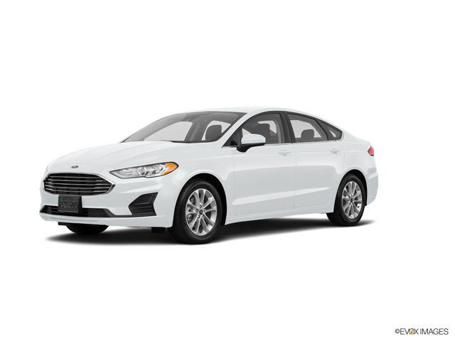 New 2019 Ford Fusion in Indianapolis, IN