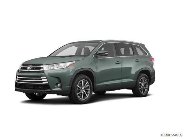 New 2019 Toyota Highlander in Panama City, FL
