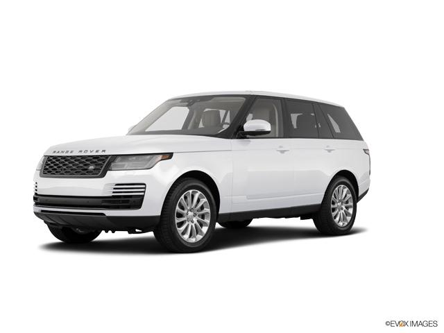 New 2019 Land Rover Range Rover in Kihei, HI