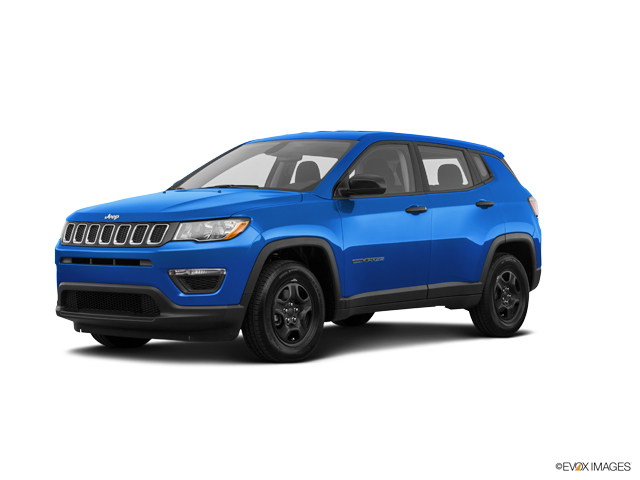 New 2019 Jeep Compass in Columbia, MO