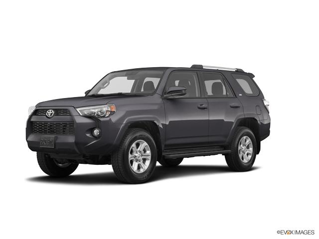 New 2019 Toyota 4Runner in Waco, TX