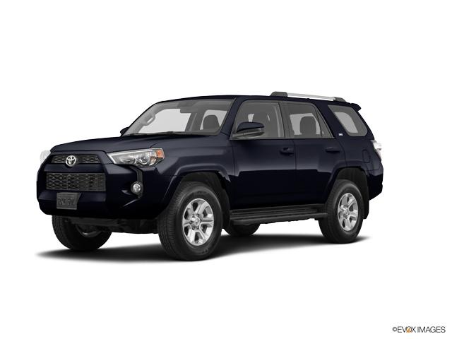 New 2019 Toyota 4Runner in Houma, LA