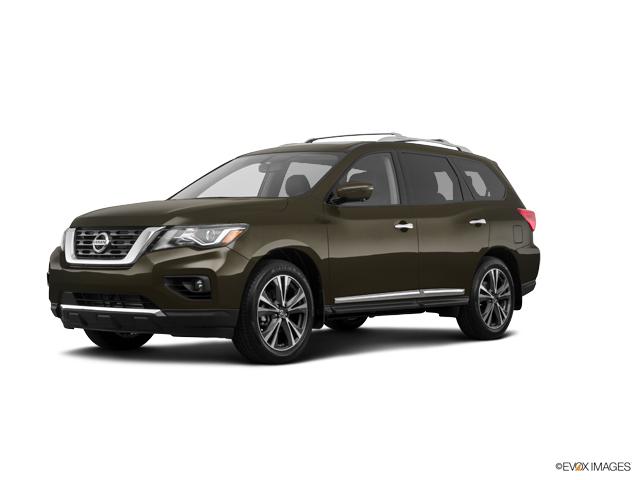 New 2019 Nissan Pathfinder in Bloomington, IN