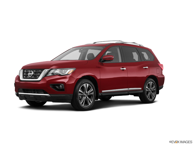 New 2019 Nissan Pathfinder in Little Rock, AR