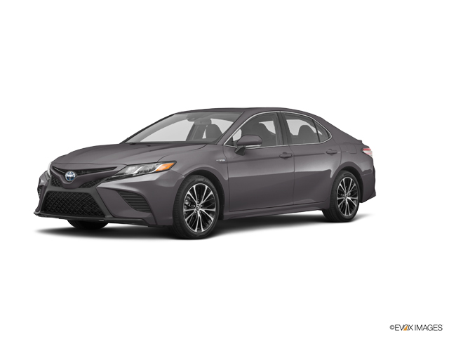 New 2019 Toyota Camry in Clarksdale, MS
