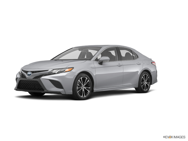 New 2019 Toyota Camry Hybrid in Dallas, TX
