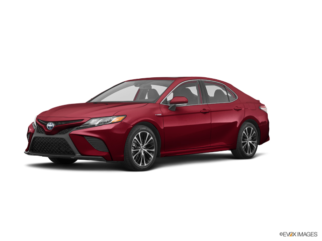 NEW 2019 Toyota Camry Hybrid in Gilroy, CA