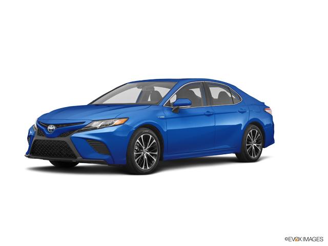 New 2019 Toyota Camry Hybrid in Granbury, TX