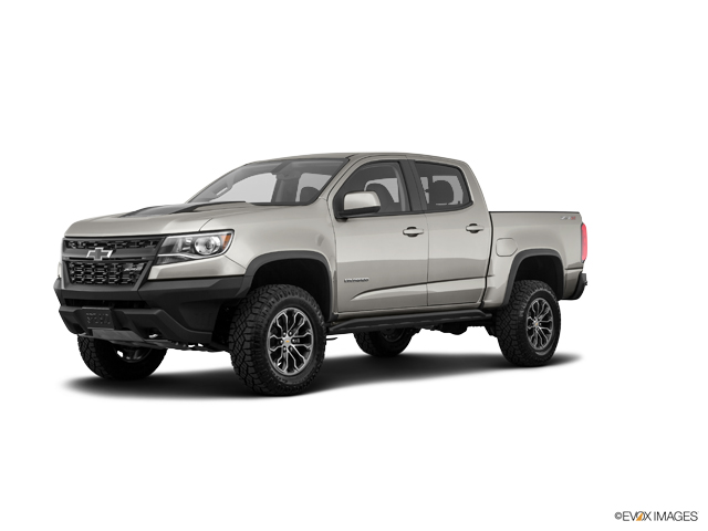 New 2019 Chevrolet Colorado in Sumner, WA
