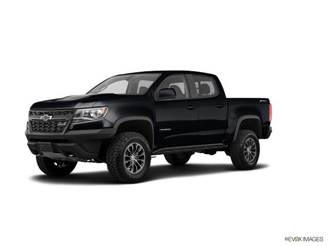 New 2019 Chevrolet Colorado in Owasso, OK