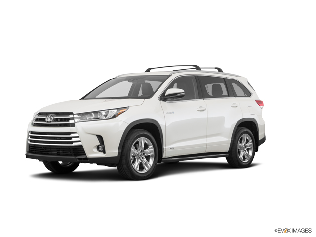 New 2019 Toyota Highlander Hybrid in DeLand, FL