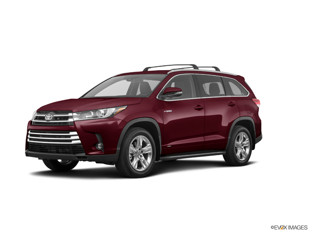 New 2019 Toyota Highlander Hybrid in Port Angeles, WA