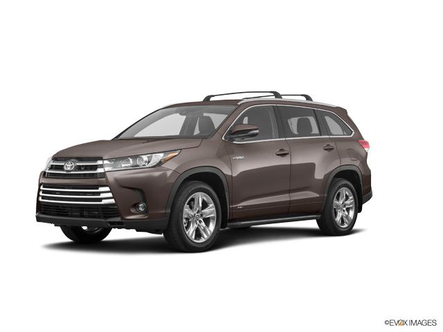 New 2019 Toyota Highlander Hybrid in Cape Girardeau, MO