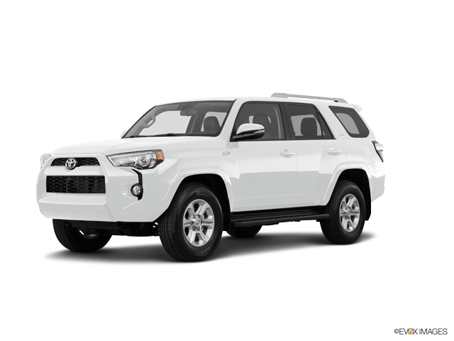 New 2019 Toyota 4Runner in Granbury, TX
