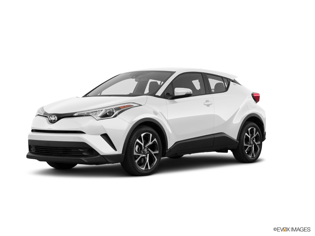 New 2019 Toyota C-HR in Muskogee, OK