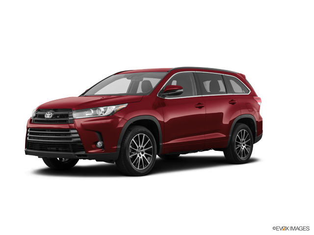 New 2019 Toyota Highlander in Gallup, NM