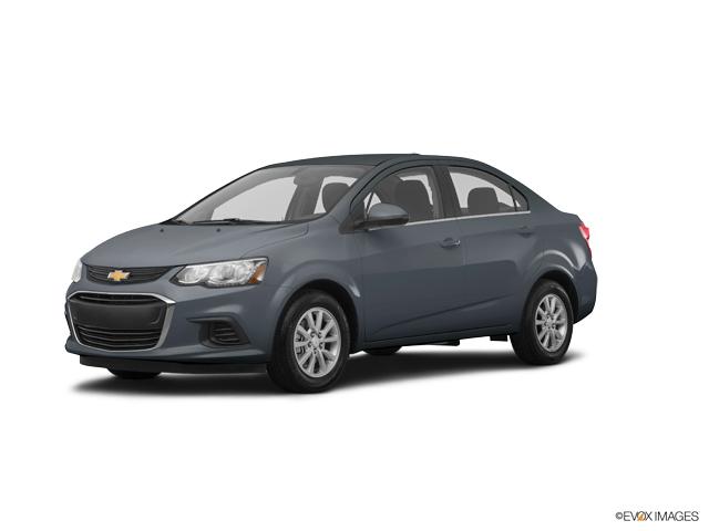 New 2019 Chevrolet Sonic in Kansas City, MO