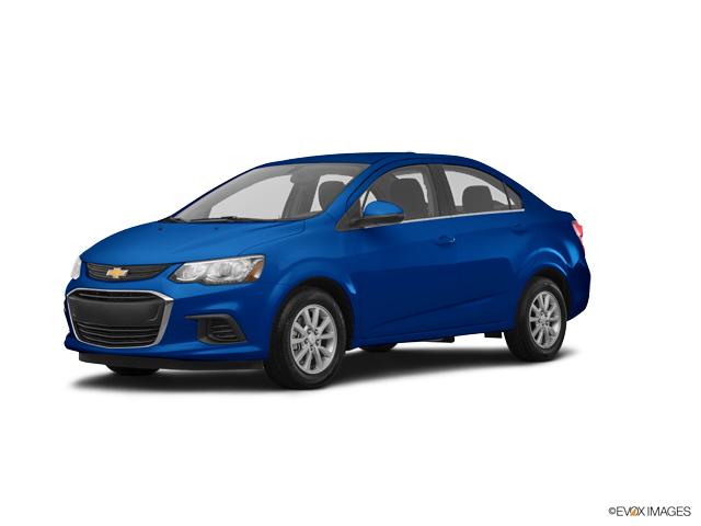 New 2019 Chevrolet Sonic in Owasso, OK