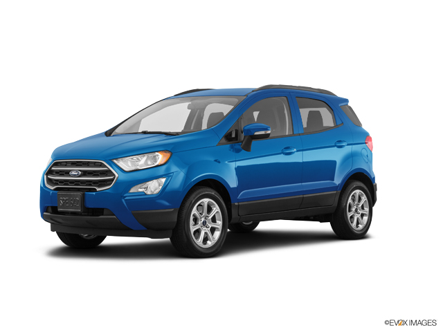 New 2019 Ford EcoSport in Indianapolis, IN