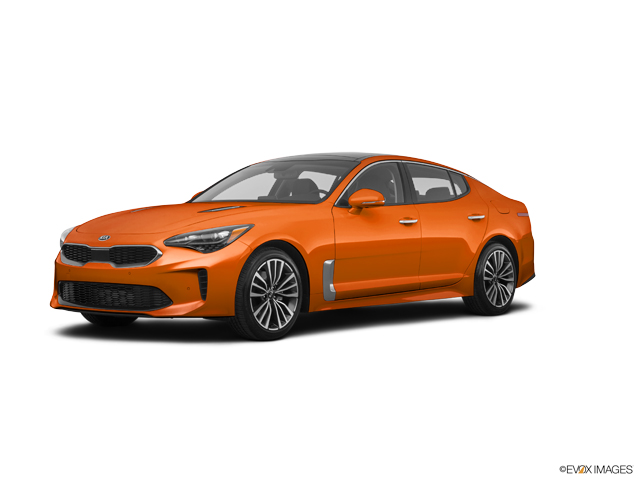New 2019 KIA Stinger in Kingsport, TN