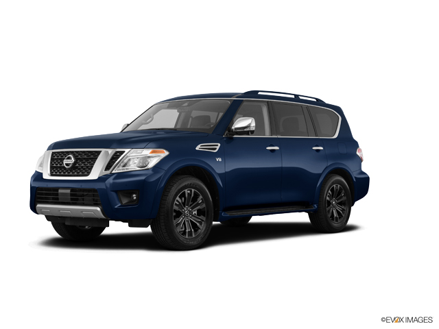 New 2019 Nissan Armada in San Jose, CA