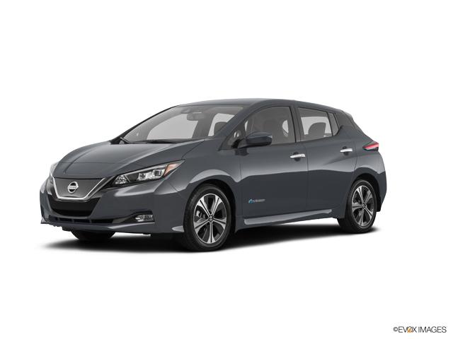 New 2019 Nissan LEAF in Orlando, FL