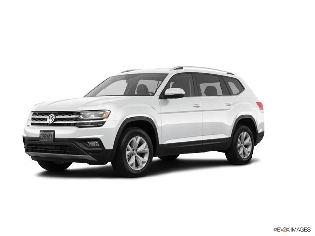 New 2019 Volkswagen Atlas in Kihei, HI