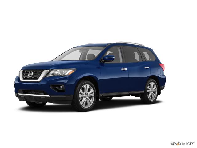 New 2019 Nissan Pathfinder in Murfreesboro, TN