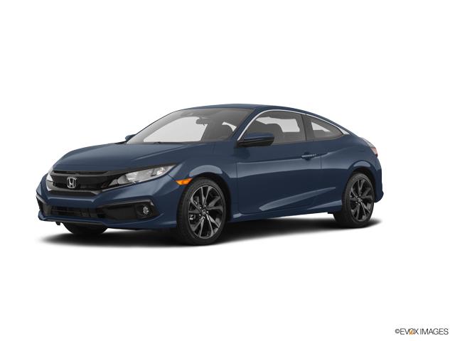 New 2019 Honda Civic Coupe in Denville, NJ