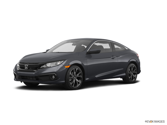 New 2019 Honda Civic Coupe in Indianapolis, IN