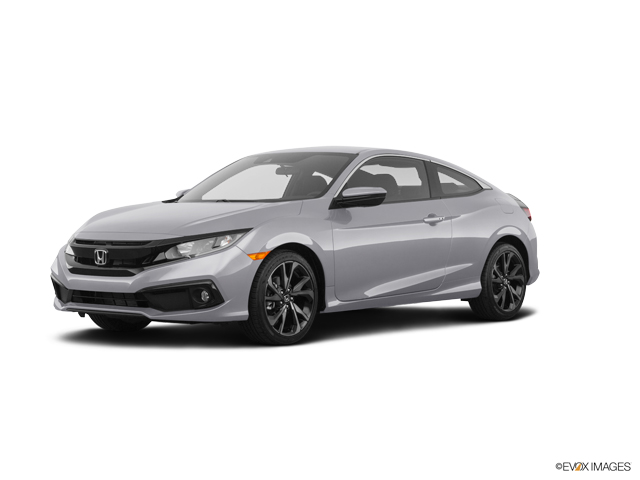 New 2019 Honda Civic Coupe in Columbus, IN