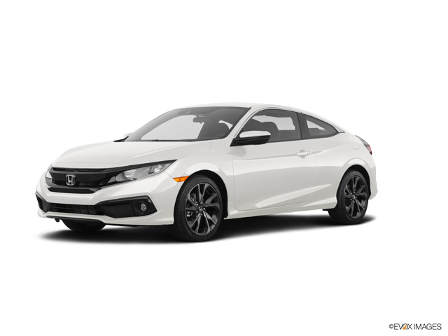 New 2019 Honda Civic Coupe in Denville, NJ