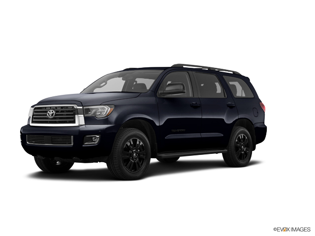 New 2019 Toyota Sequoia in Burleson, TX