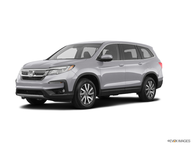 New 2019 Honda Pilot in Davis, CA