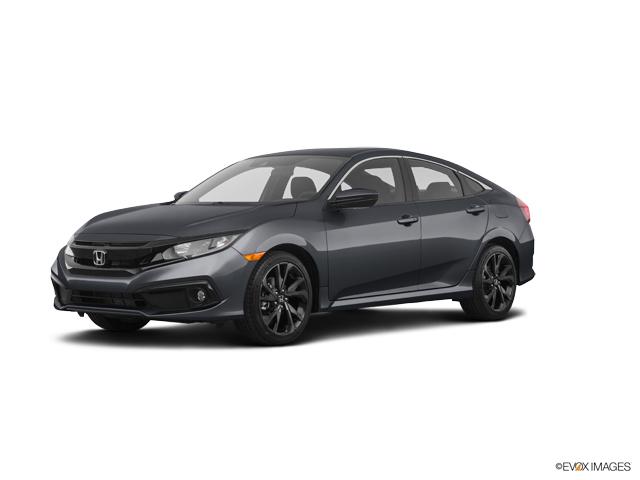 New 2019 Honda Civic Sedan in New Orleans, LA