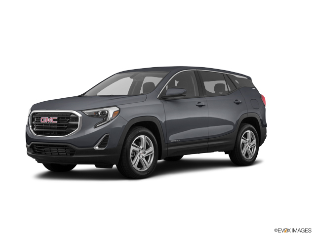New 2019 GMC Terrain in Indianapolis, IN