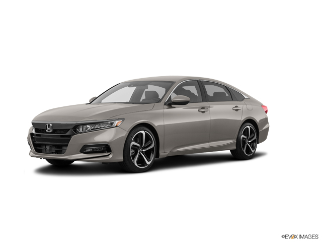 New 2019 Honda Accord Sedan in Fort Myers, FL