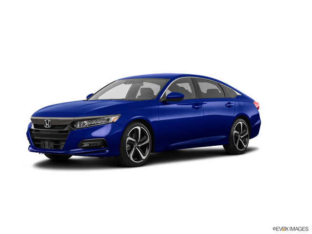 New 2019 Honda Accord Sedan in Savannah, GA