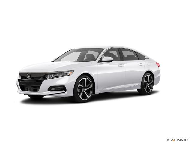 New 2019 Honda Accord Sedan in Marlton, NJ
