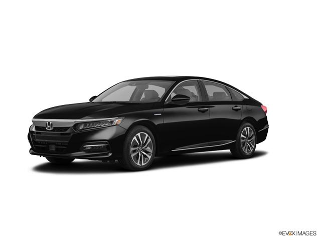 New 2019 Honda Accord Hybrid in Auburn, WA